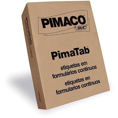 Etiqueta Matricial 81361C Pimatab 81 X 36 Mm Pimaco