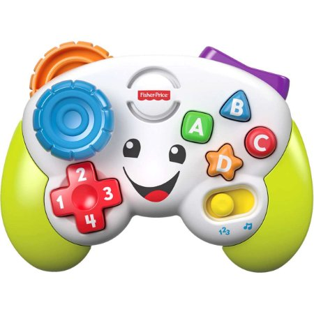 Fisher-Price Apr. Br. Controle Video Game Mattel