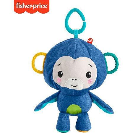 Fisher-Price Atividades Divertidas Macaquin Mattel