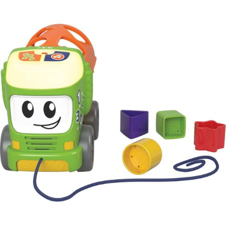 Fisher-Price Caminhão Fig E Aprendizagem Mattel