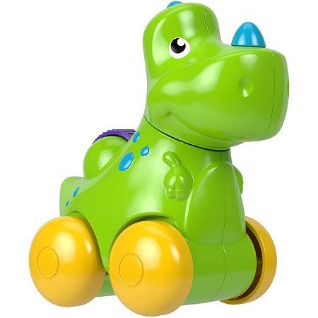 Fisher-Price Carrinhos Dinossauros Sortidos Mattel