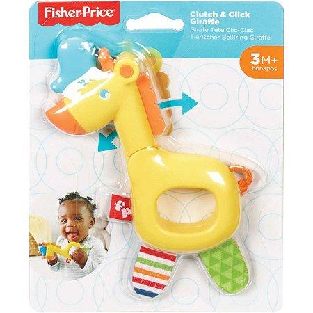 Fisher-Price Chocalho De Animais Safari Mattel