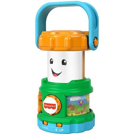 Fisher-Price Lanterna Acampamento Divertida Mattel