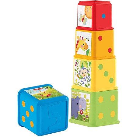 Fisher-Price Meus Primeiros Blocos Animaizi Mattel