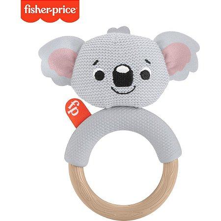 Fisher-Price Mordedores Bichinhos Macios Mattel