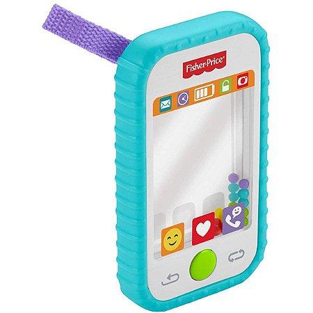 Fisher-Price Telefone Meus Primeiros Selfie Mattel