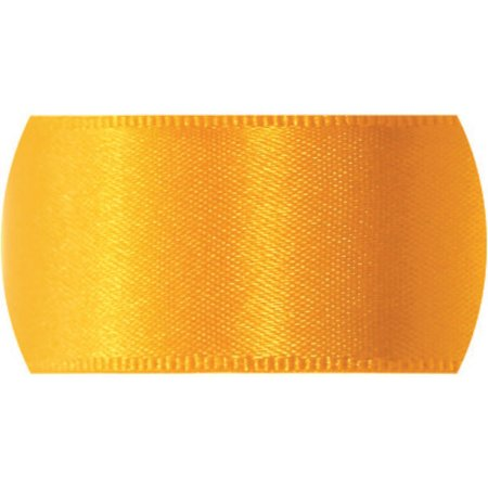 Fita De Cetim 07Mm 10M. Amarelo Ouro 038 Fitas Progresso