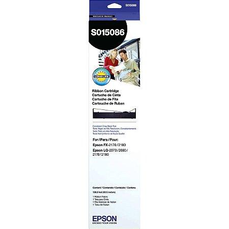 Fita Original Para Impressora Epson S015086 2170/fx2170/2180 Epson