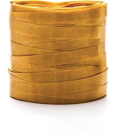 Fitilho 5Mmx50M Dourado Emfesta