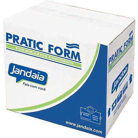 Formulario Continuo Impresso Recibo Pagto Lab02 2Vias Vd Jandaia