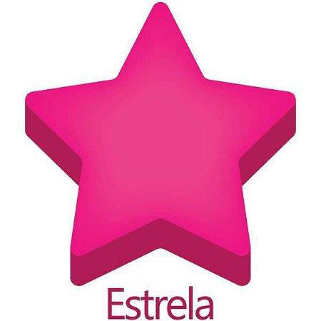 Furador Papel E Eva Jumbo Estrela 25Mm Make+
