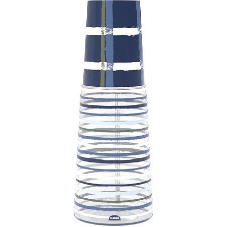 Garrafa Plastica Moringa C/copo 960Ml Plasutil