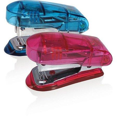 Grampeador Mini G-2025 Plast.c/extr.26/6 10Fls Gramp Line