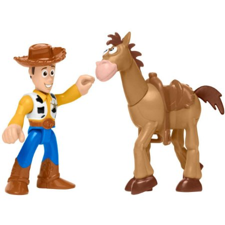 Imaginext Toy Story Figuras Classicas So Mattel