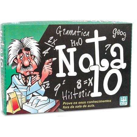 Jogo De Tabuleiro Nota10 Nig Brinquedos