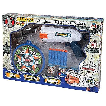 Lancador X Darts Plav C/kit Braskit