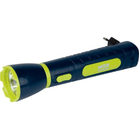 Lanterna Power Led 65 Lumens Recarregav Mor