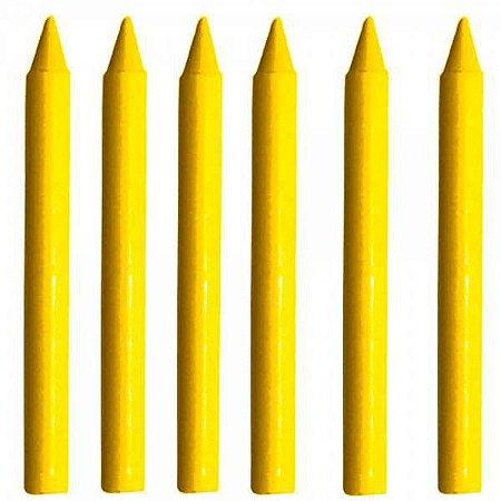 Lapis Estaca Amarelo Acrilex