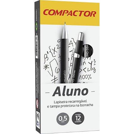 Lapiseira 0.5Mm Aluno 0.5 Metalica Compactor