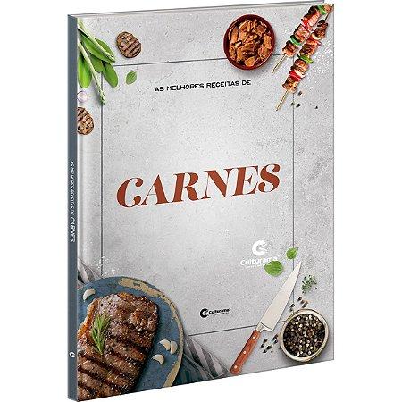 Livro De Receita Carnes Melhores Receitas 32Pgs Culturama