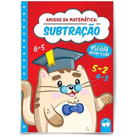 Livro Ensino Amigos Da Matematica Subtracao Vale Das Letras