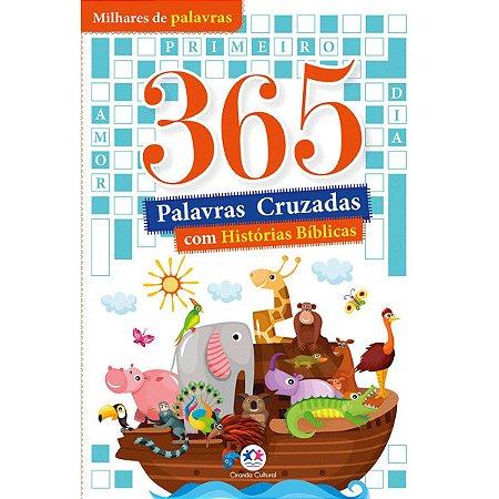 Livro Infantil Colorir Historias Biblicas 365 Ativida Ciranda