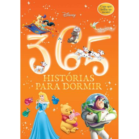Livro Leitura Disney 365 Hist. P/ Dormir V.2 Dcl