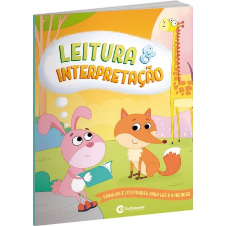 Livro Leitura Leitura E Interpretacao Culturama