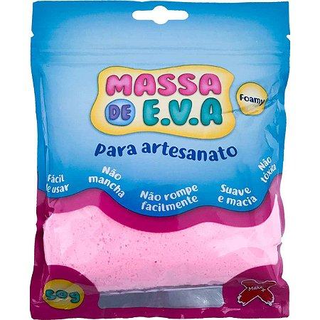 Massa De Eva Rosa Bebe 50G Make+