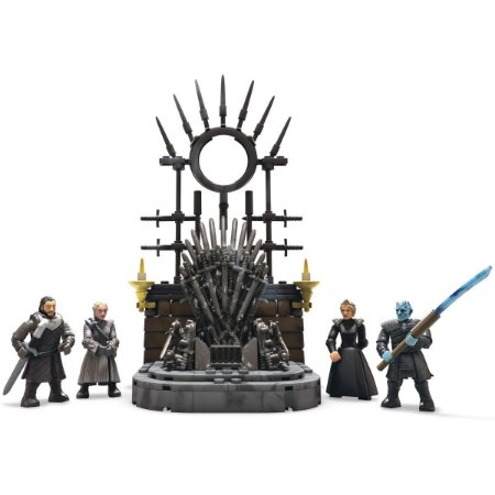Mega Bloks Mcx Game Of Thrones - Trono Mattel