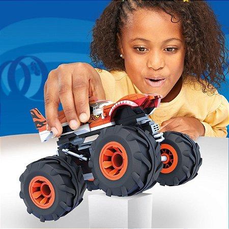 Mega Bloks Mega Construx Monster Trucks Mattel