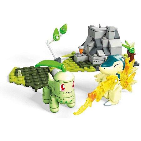 Mega Bloks Mega Construx Pokemon Batalha Mattel