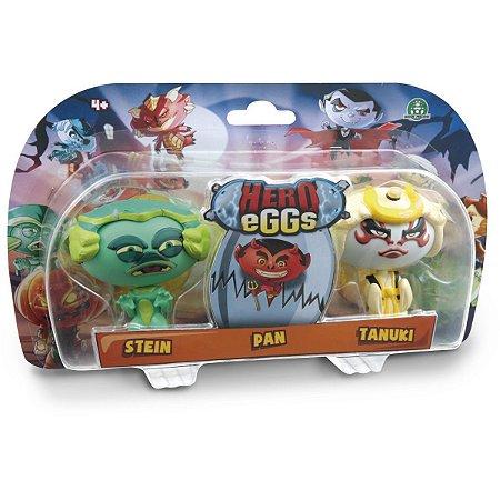 Miniatura Colecionavel Hero Eggs Double Sortido Candide