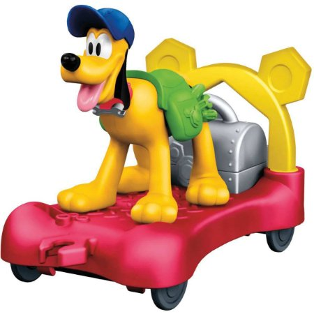 Miniatura Colecionavel Mickey Figuras E Acess. Sort. Mattel