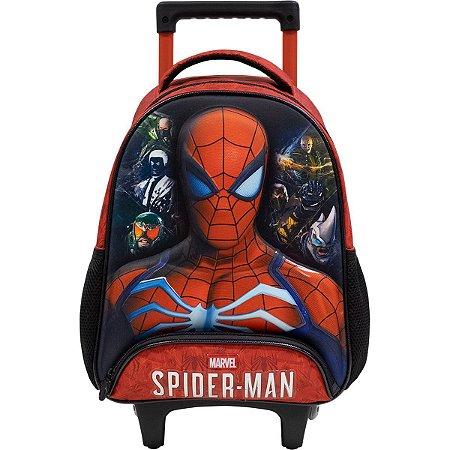 Mochila De Carrinho Spider-Man S1/21 Xeryus