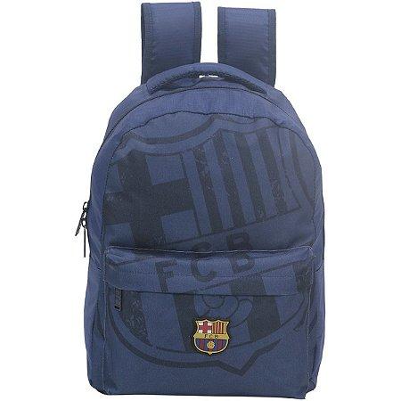 Mochila Escolar Barcelona Teen 02 Azul Xeryus