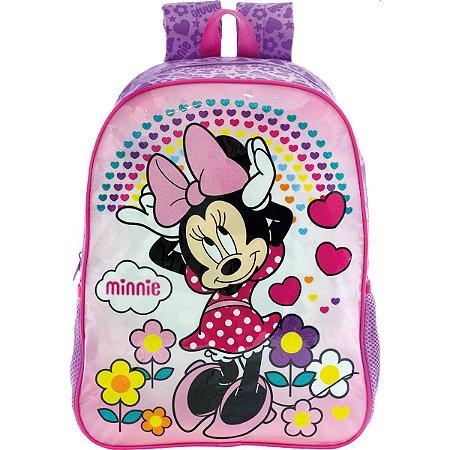 Mochila Escolar Minnie Mouse Daydreaming Gr Xeryus