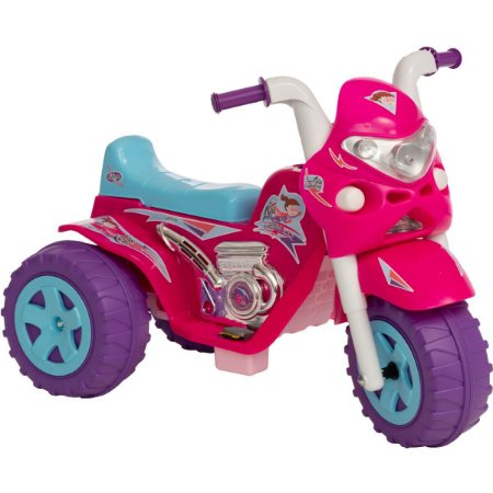 Moto Eletrica Gp Raptor Girl 6V. Biemme