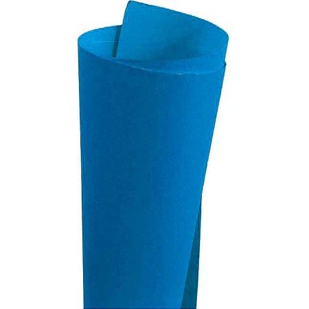 Papel Cartolina Dupla Face Color Set 47,5X66Cm Azul Royal Romitec