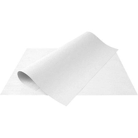 Papel Cartolina Branca Escolar 50X66 240G. Multiverde