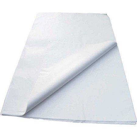 Papel De Seda Branco 50X70Cm. 20G. Com.n.sra Libano