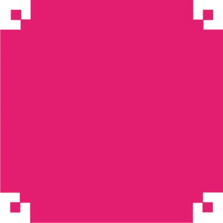 Papel De Seda Pink 48X60Cm 20G V.m.p.