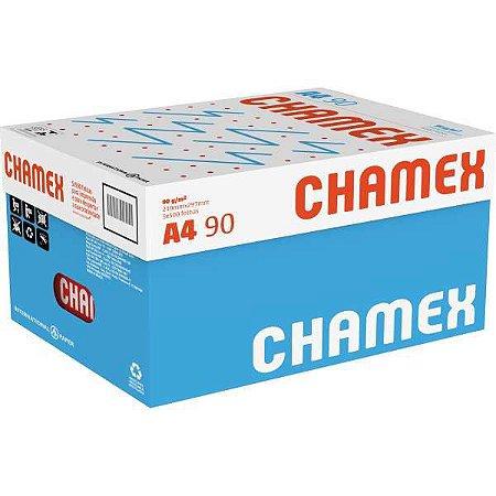 Papel Sulfite A4 Chamex Super 90G 5 Pctx500 Fls International Paper