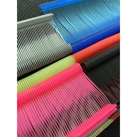 Pino Plastico Fix Pin Anti Furto Azul 40Mm Etiq Plast