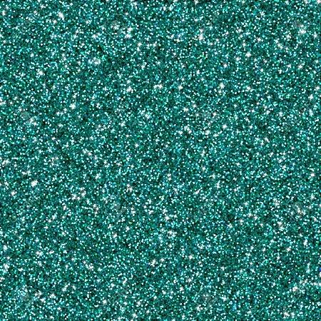 Placa Em Eva Com Gliter 60X40Cm Verde Agua 2Mm Make+