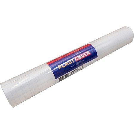 Plastico Adesivo Transparente 45Cm X 25M 0,70 Plastcover