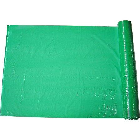 Plastico Para Encapar 25M 38Cm Verde Goldplas