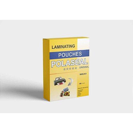 Plastico Para Plastificacao Polaseal A4 220X307 (0,05) Prolam
