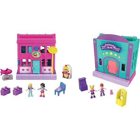 Polly Pollyville Lojas Sortidas Mattel