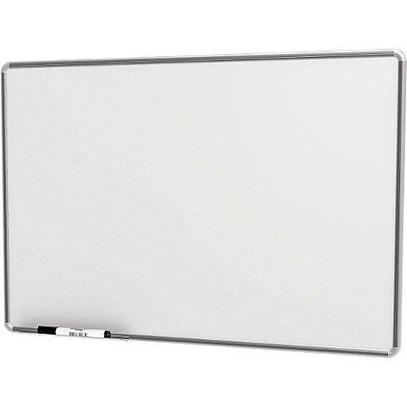 Quadro Branco Moldura Aluminio 060X040Cm Popular Stalo